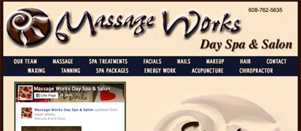 Message Works Day Spa & Salon