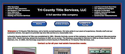Tri County Title Services